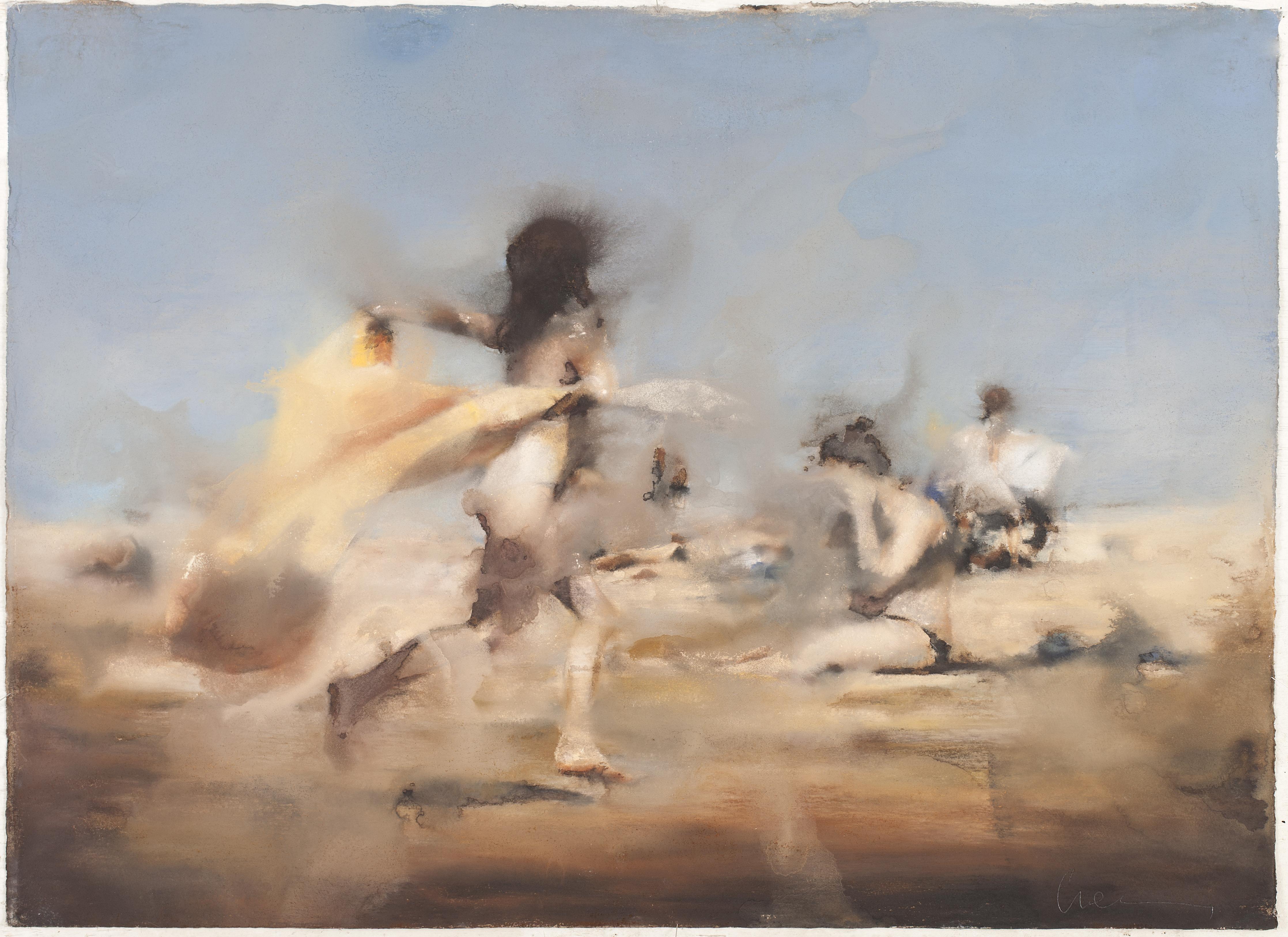 Peintres Ecole De Rouen yves crenn | hugo fine arts galerie | new york