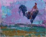 """<h5>I'm going to Set You Free</h5><p>Oil on canvas, 25"""" x 32"""" (63.5 x 81.3cm)</p>"""