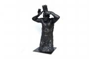 "<h5>King Minos (¾ Study)</h5><p>bronze, 19½"" x 12¾"" x 9½"" (49.5 x 32.4 x 24cm) </p>"