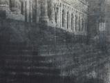 """<h5>Metropolitan Museum</h5><p>Watercolor on Arches paper, 52"""" x 68"""" (132 x 173cm)</p>"""