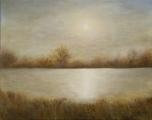 "<h5>Donne Moi La Main</h5><p>Oil on Canvas, 36 x 28½"" (91 x 72cm)</p>"