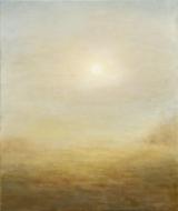 """<h5>L'or Du Jour</h5><p>Oil on Canvas, 18 x 21½ """" (45 x 55cm)</p>"""