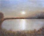 "<h5>Douceur D'automne</h5><p>Oil on Canvas, 25½ x 32""  (65 x 81cm)</p>"