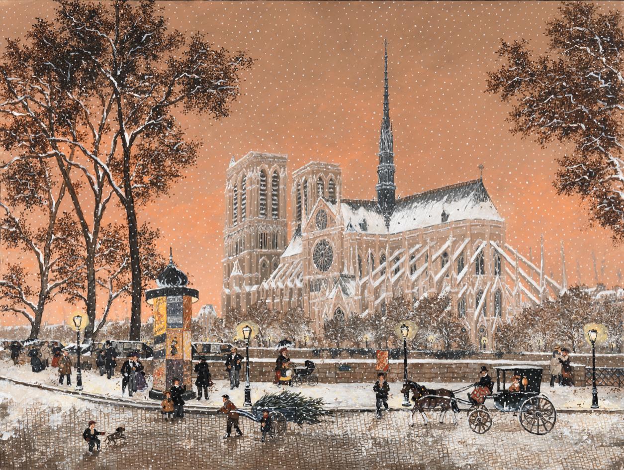 Paris est une Fête - 8 December 2018–6 January 2019