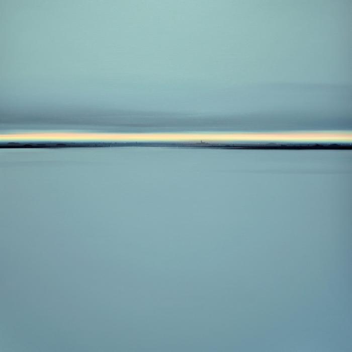 """""""A Su Albor Primero"""", Oil on board, 47¼"""" x 47¼"""" (120 x 120cm)"""