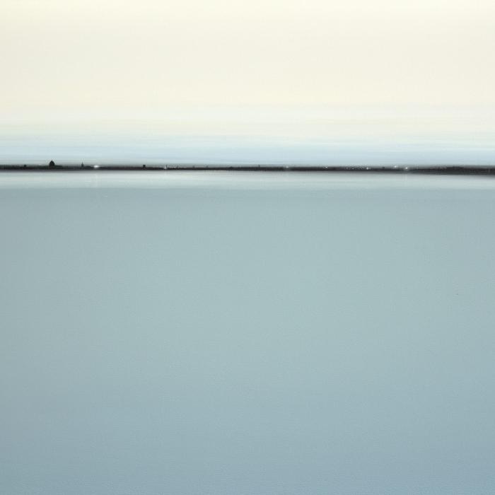 """""""Blanco Etérno"""", Oil on board, 26½ x 31½ (60 x 80cm)"""