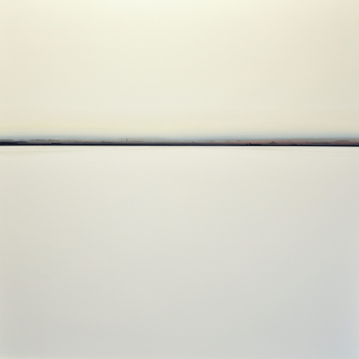 """El Rasgo Esencial"", Oil on board, 47¼"" x 47¼"" (120 x 120cm)"