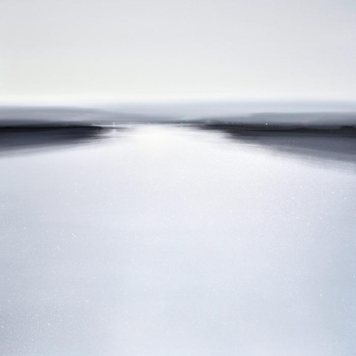 """""""La Expresión De Lo Absoluto"""", Oil on board, 39¾"""" x 39¾"""" (100 x 100cm)"""