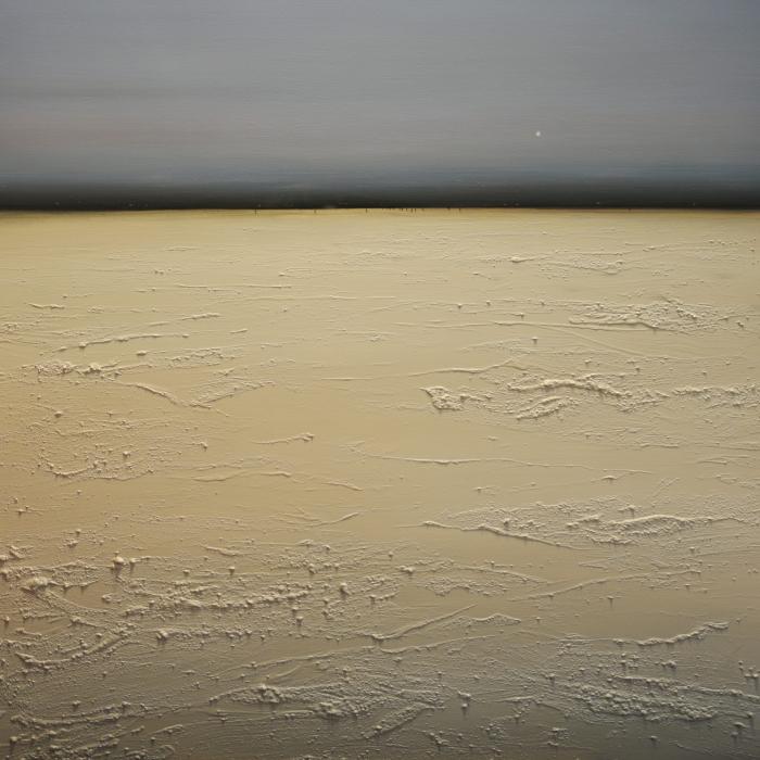 """""""La Melancolia Del Tiempo"""", Oil on board, 47¼"""" x 47¼"""" (120 x 120cm)"""