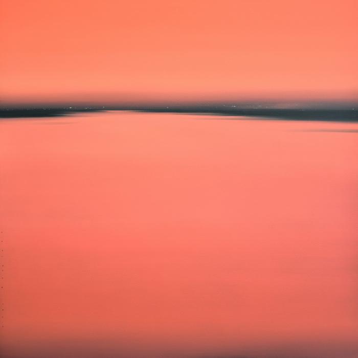 """""""Lo Sublime Del Color"""", Oil on board, 39¾"""" x 39¾"""" (100 x 100cm)"""