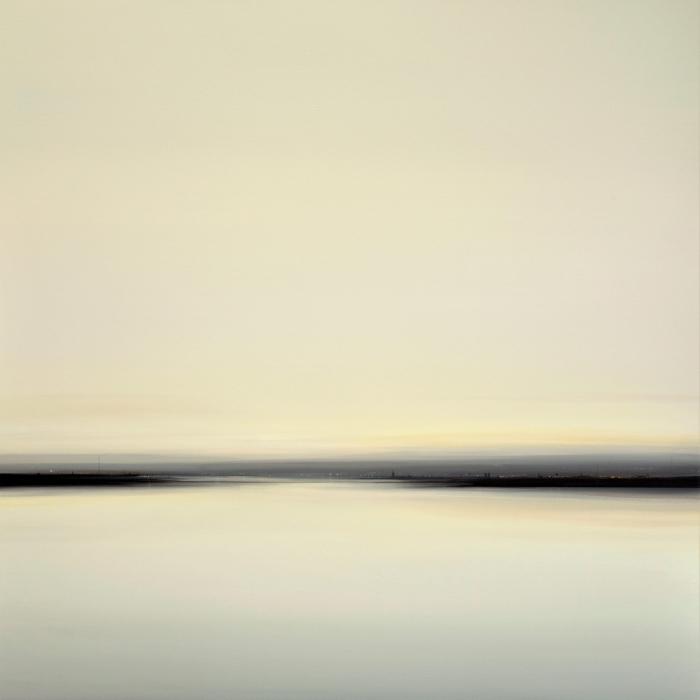 """""""Pasado Cercano"""", Oil on board, 47¼"""" x 47¼"""" (120 x 120cm)"""