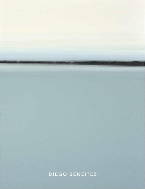 """Diego Benéitez's """"Calm"""" 2021 Hugo Galerie exhibition catalog cover."""