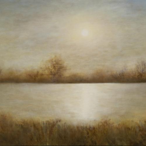 """""""Donne moi la main"""", oil on canvas, 36"""" x 28½"""" (91x72cm)"""